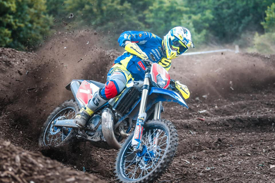 British Sprint Enduro: Jack Edmondson wins Rnds 1+2