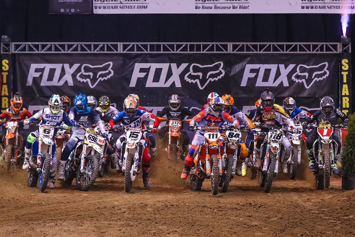EnduroCross 2020: Six rounds in two venues this season?