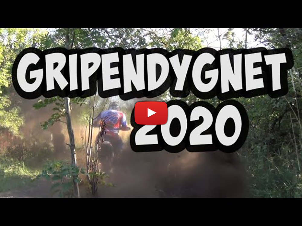 Gripendygnet 2020: 24hr Swedish Enduro madness