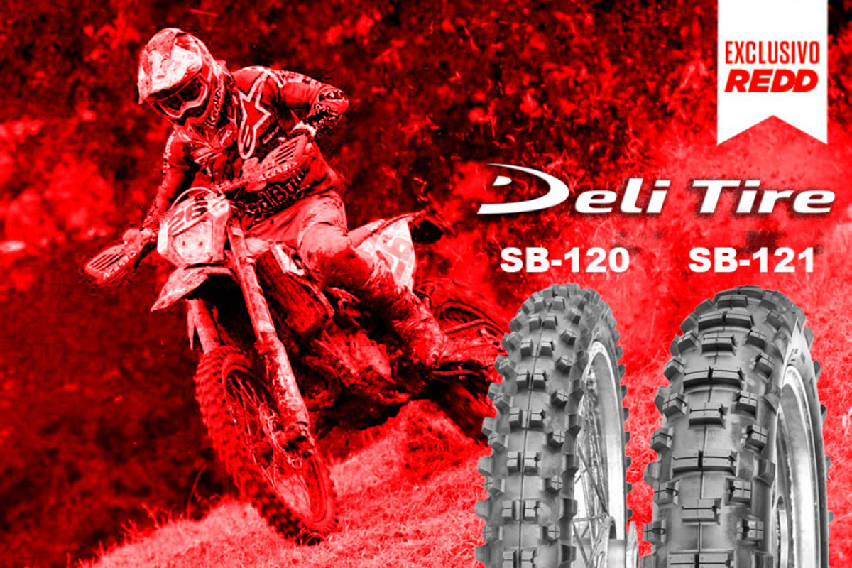 New enduro tyres by Deli Tire