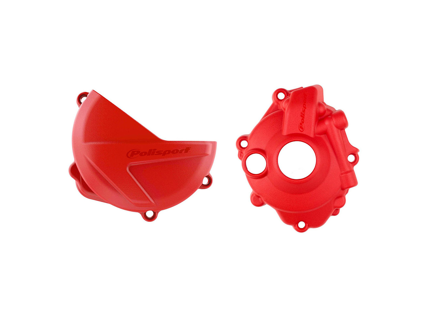 Polisport clutch and ignition cover protector's kit