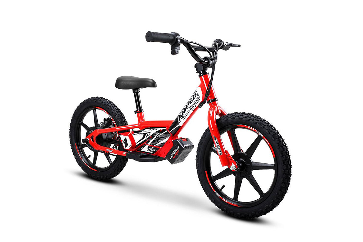 New AMPED A16 Electric Balance Bike