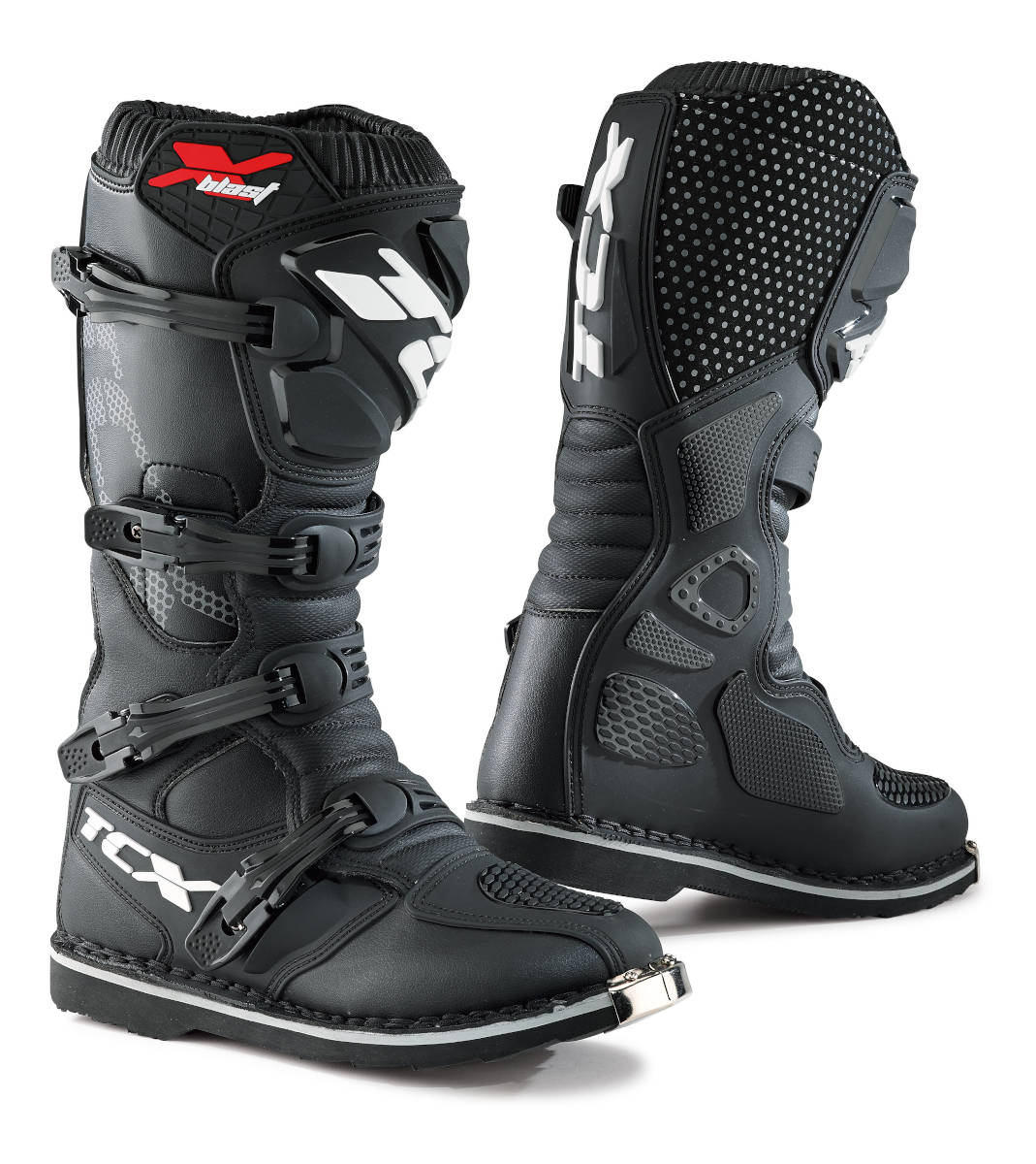 New X-Blast off-road boots by TCX