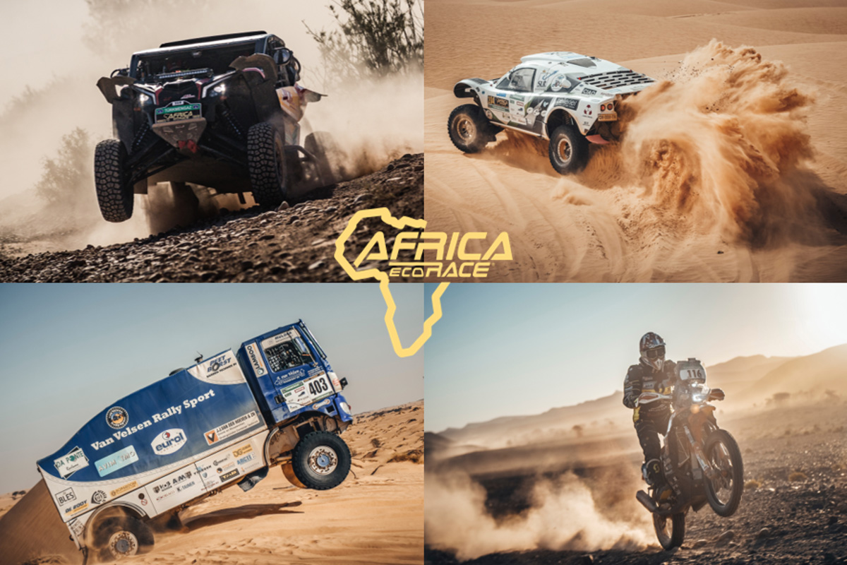 "2022 Africa Eco Rally dates revealed – 5-day ""training"" event planned for October 2021"