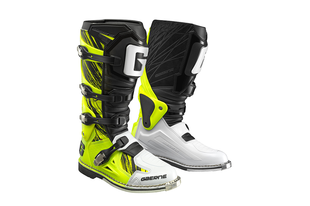 First look: new Gaerne Fastback Endurance off-road boots