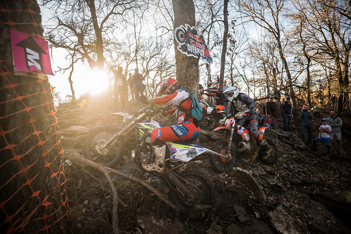 Red Bull Override: brutal 6hr race set to sign off 2020 Hard Enduro season – Webb and Hart top the bill