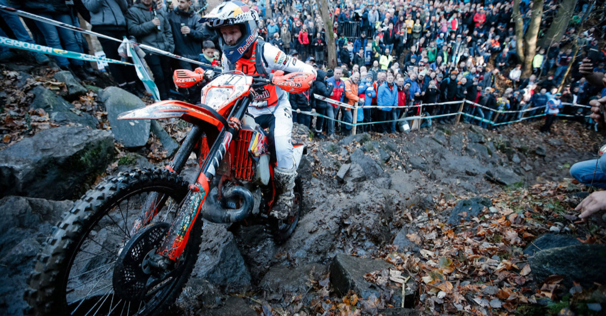 2020 Extreme Enduro season kicks off in UK with all-star WESS line-up