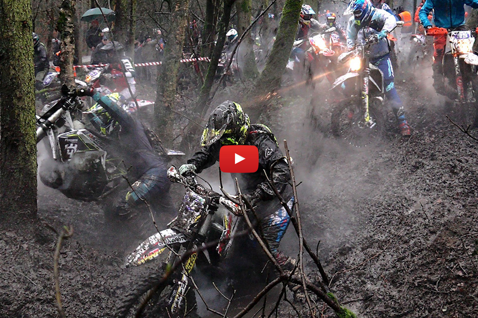 Billy Bolt pips Walker and Blazusiak to British Extreme Enduro round 1 win