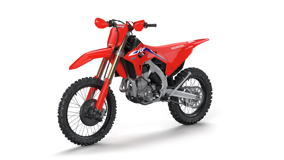 First look: 2021 Honda CRF450RX