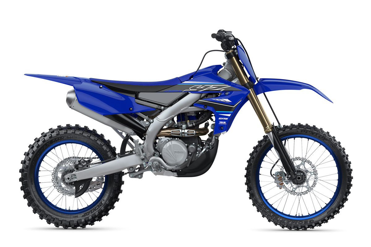 First look: Yamaha 2021 YZ range – YZ450FX revamped