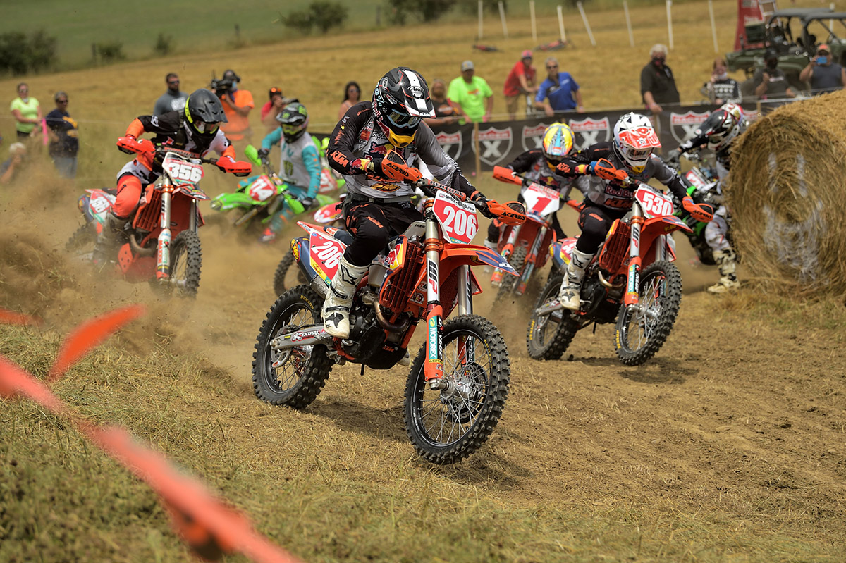GNCC Results: Toth pushes Russell to the wire at Rnd 8