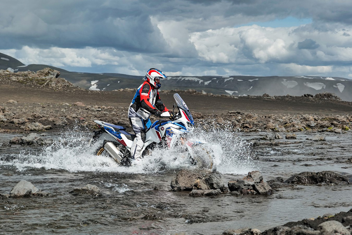 Honda Adventure Roads trip heads to Iceland for 2021