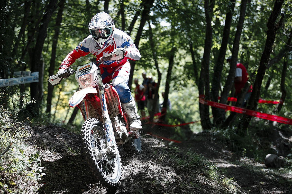Italian Enduro Championship: Holcombe leads for Rnd 2 this weekend