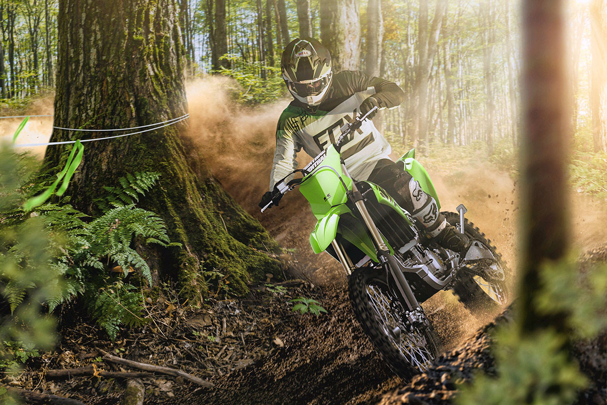 Kawasaki is back – new XC off-road models launched
