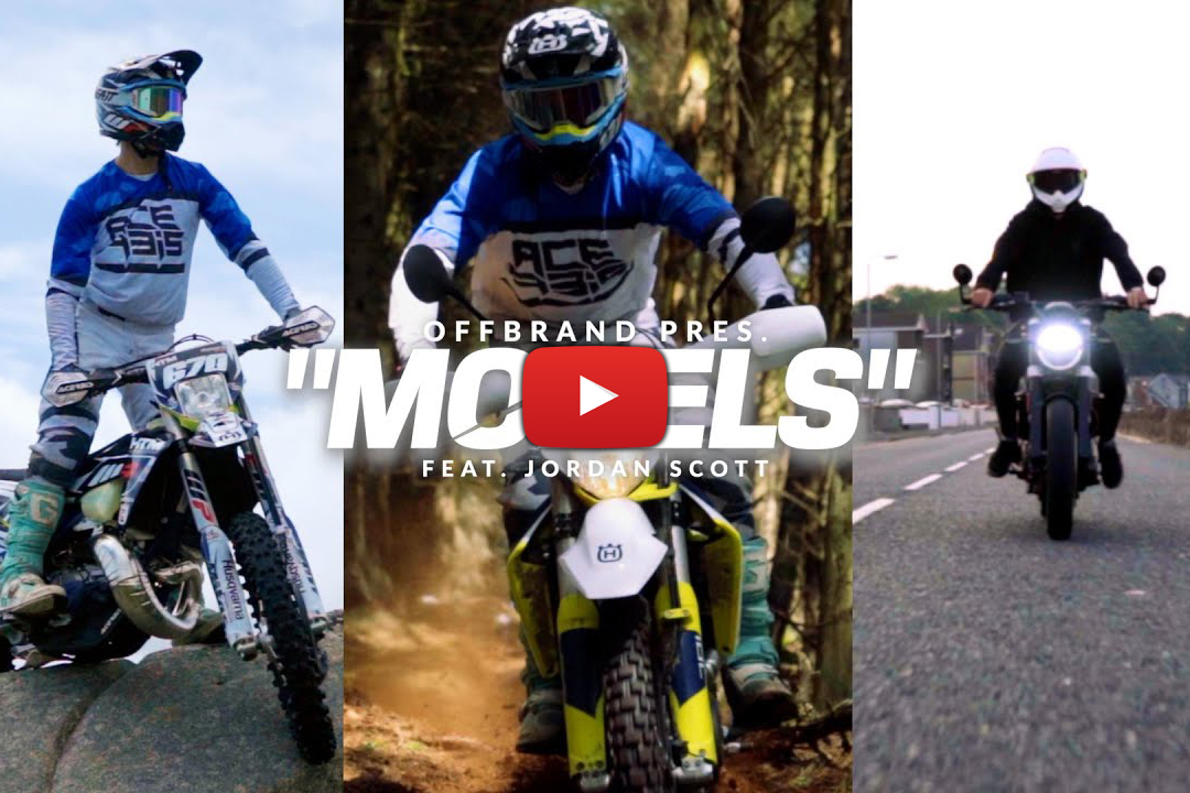 Models (ft Jordan Scott) – Weekend riding inspiration