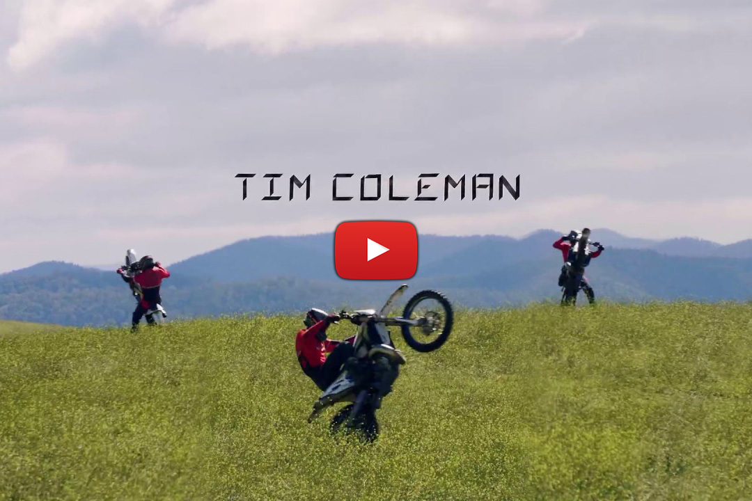 Splendid Isolation – Tim Coleman in Sherco Lockdown Dreamland