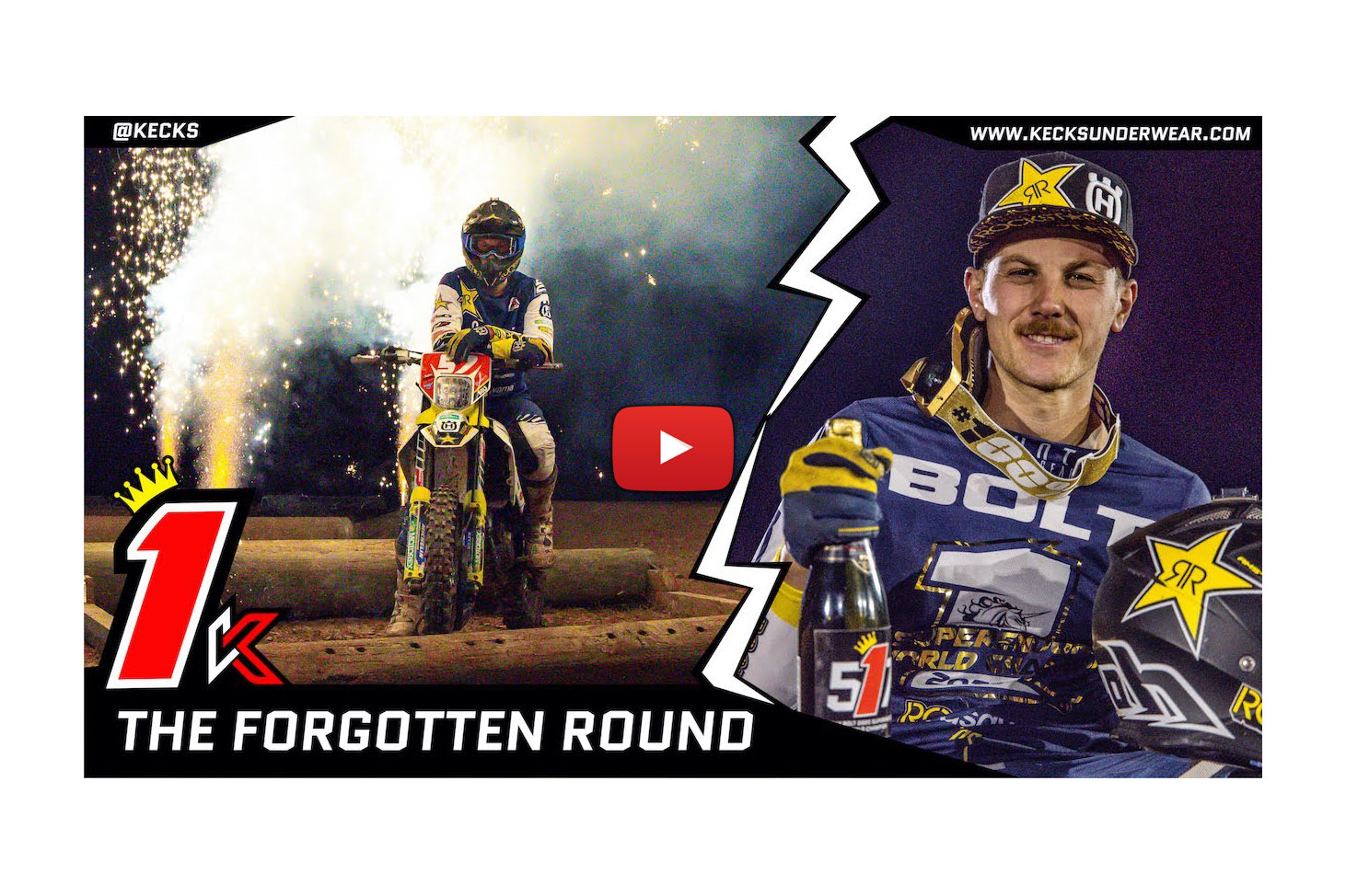 The Forgotten Round - Billy Bolt 2020 Super Enduro World Champion