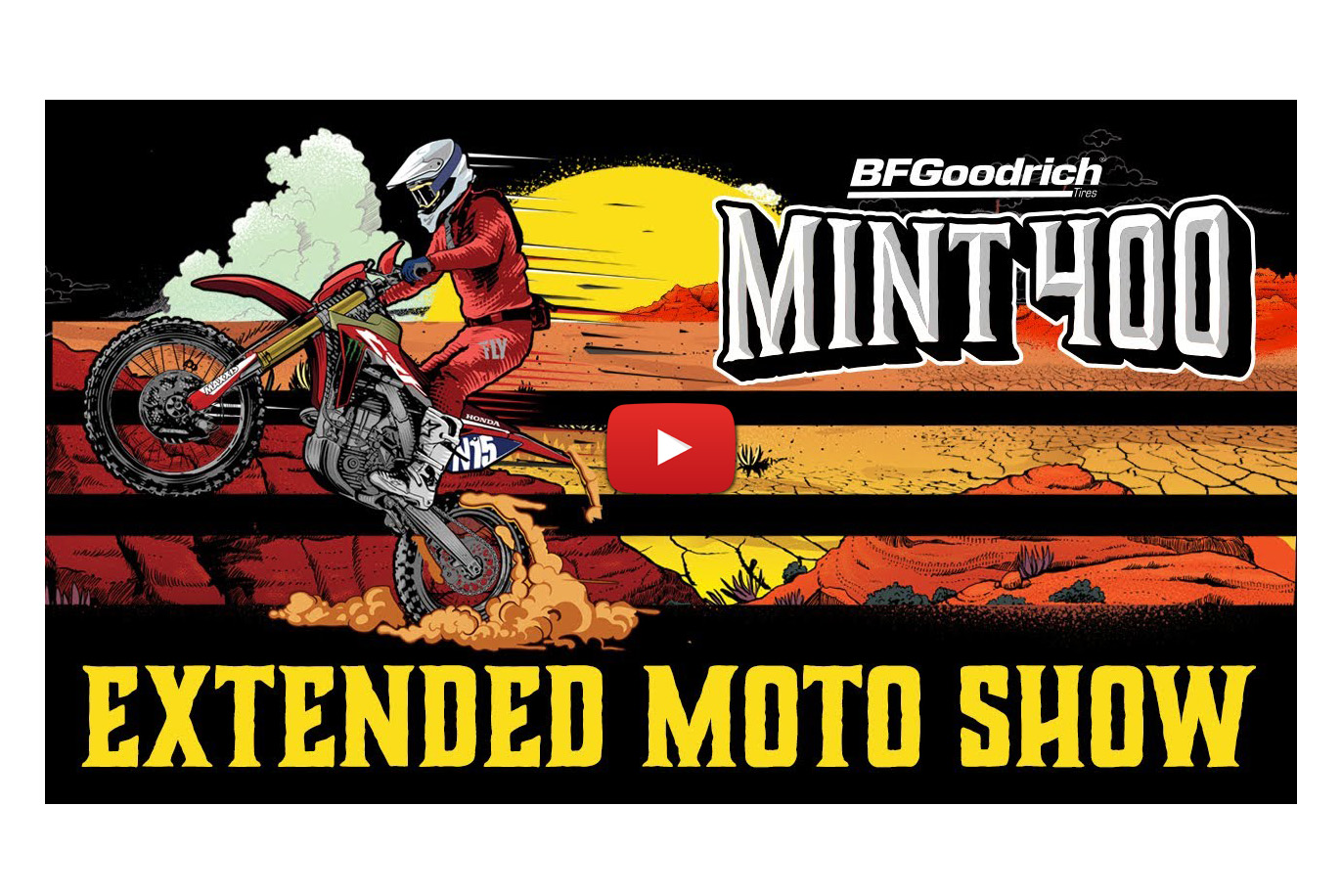 The Mint 400: highlights from the 2020 motorcycle desert race