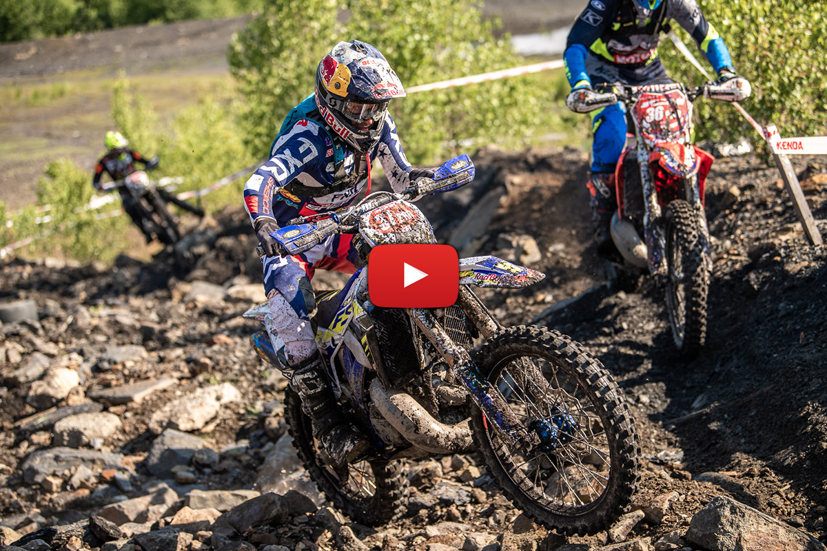 Tough Like RORR: Cody Webb blitzes AMA East Extreme Enduro