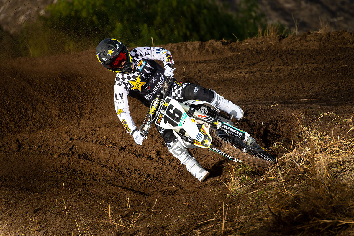 Zach Osbourne to race High Voltage GNCC this Sunday