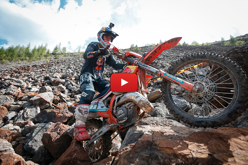 2020 Red Bull Erzbergrodeo – The dream edition movie