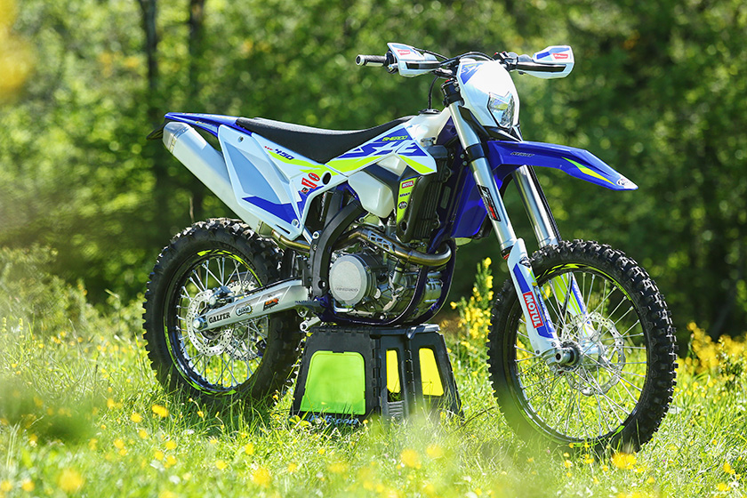 First Look: 2021 Sherco SE and FE enduro models