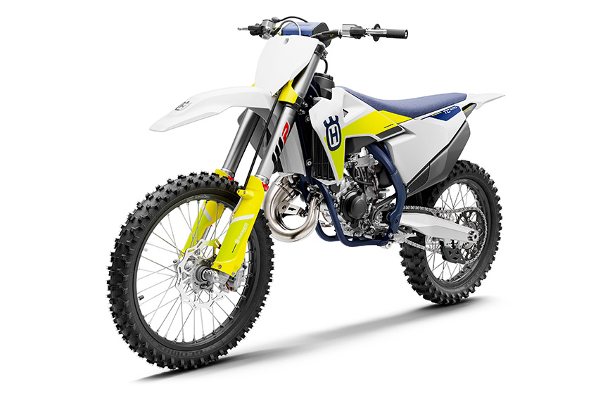 First Look: Husqvarna 2021 MX models launched