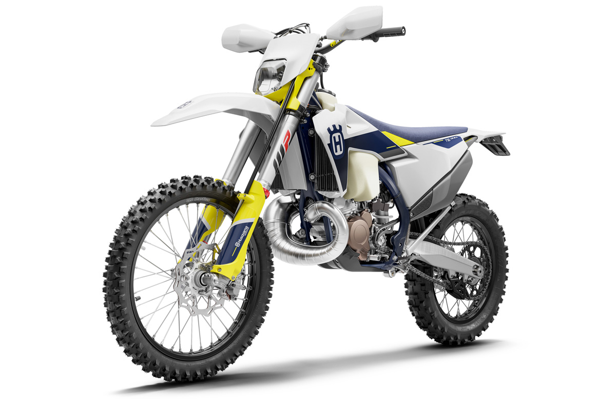 First Look: Husqvarna Motorcycles 2021 enduro models