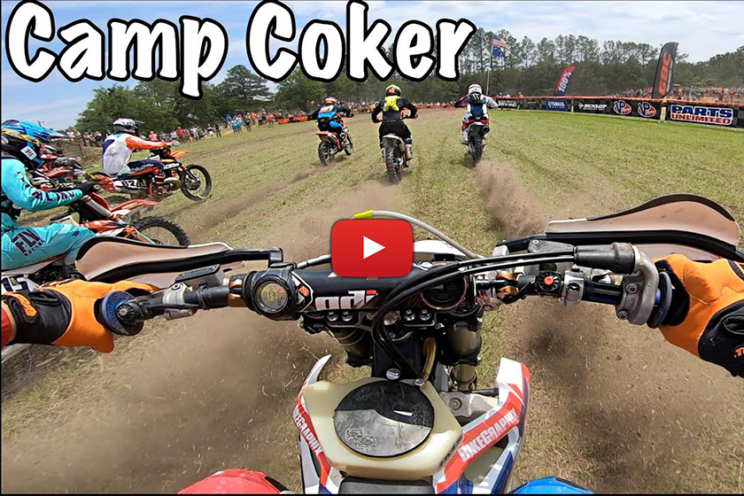 POV: Real World GNCC onboard with Noah Clarke