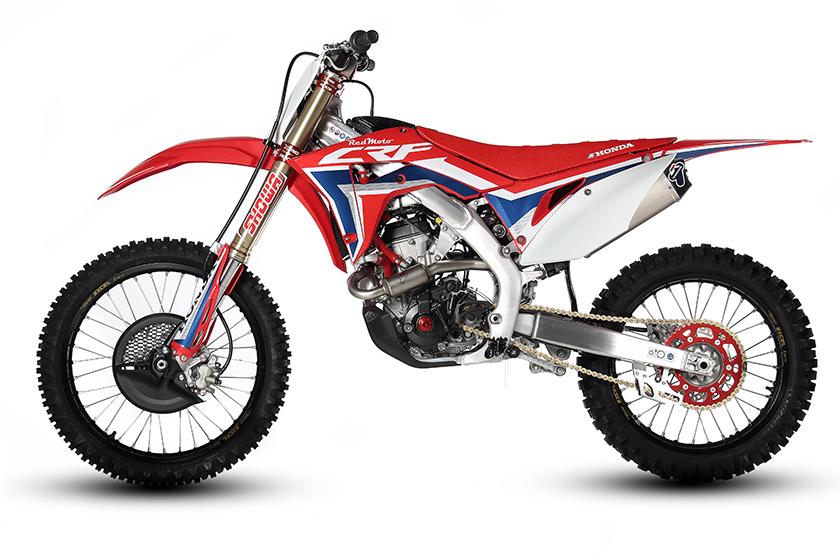 Honda CRF 250 RedMoto Carbon Edition