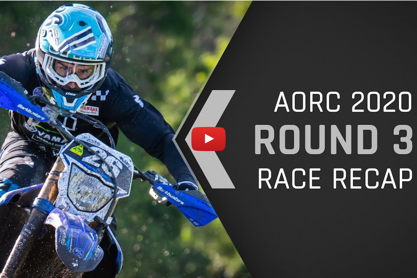 AORC round 3 race highlights from a soggy Dungog