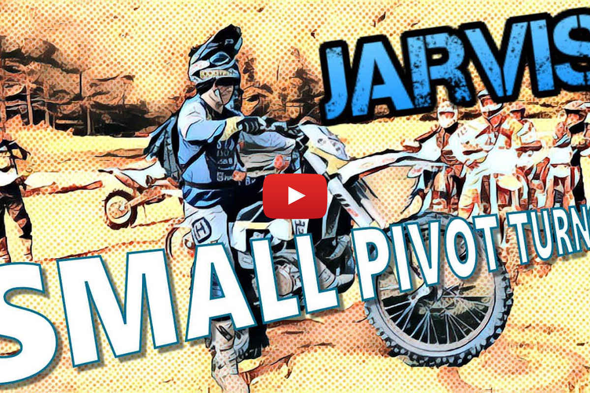 How To: Small wheel hops & pivot turns with Graham Jarvis