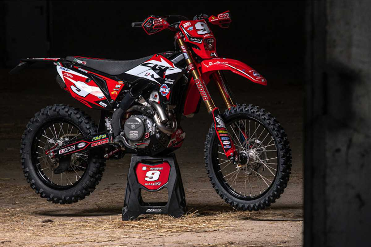 Pro Bike: Alex Salvini's 2020 S2 Motorsport Honda CRF450RX