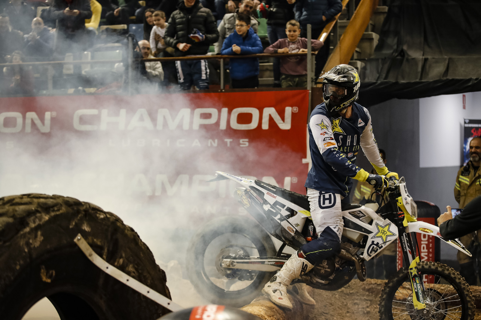 Interview: Billy Bolt on winning the 2020 SuperEnduro World Championship