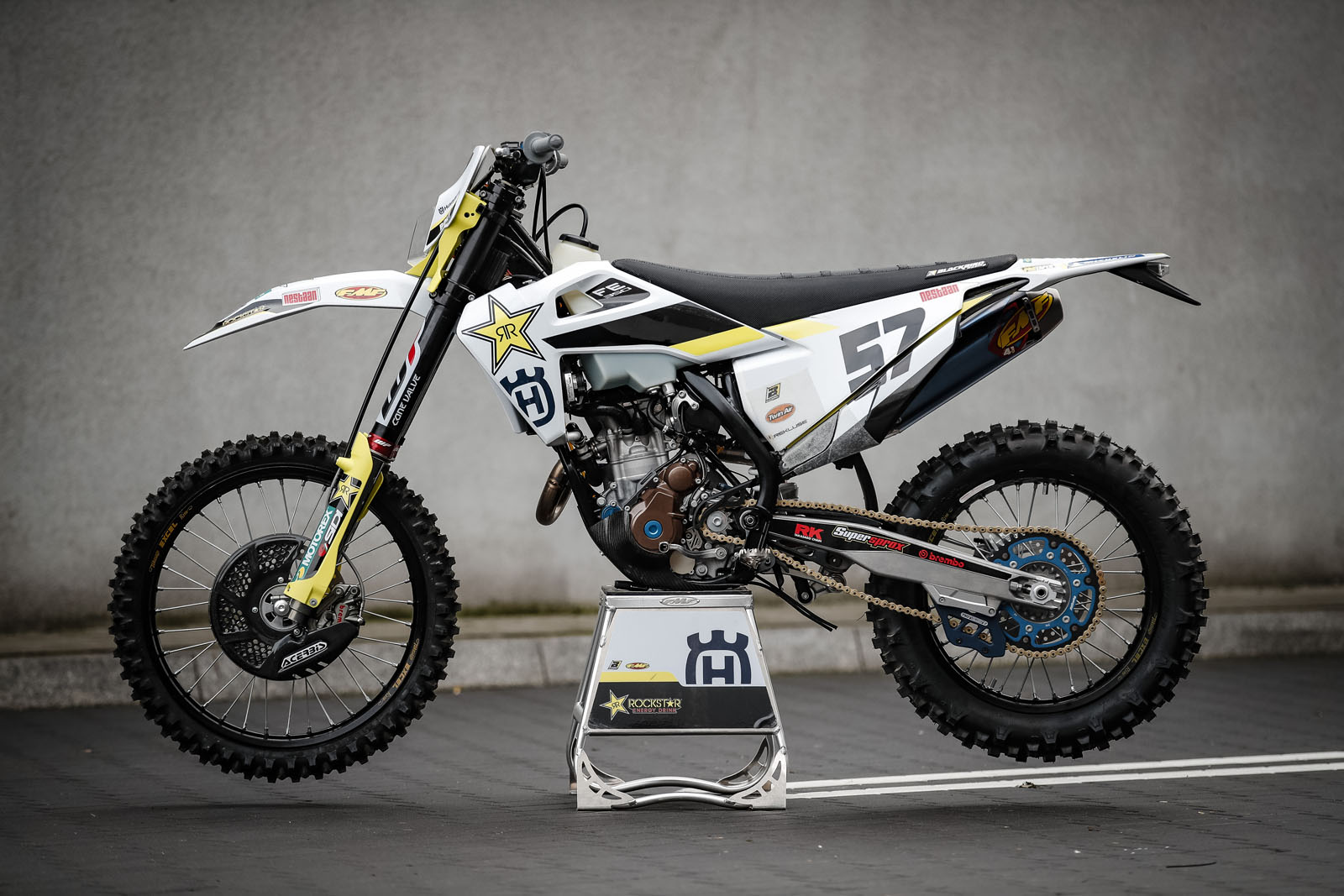 Pro Bike: Billy Bolt's 2020 SuperEnduro Husqvarna FE 350