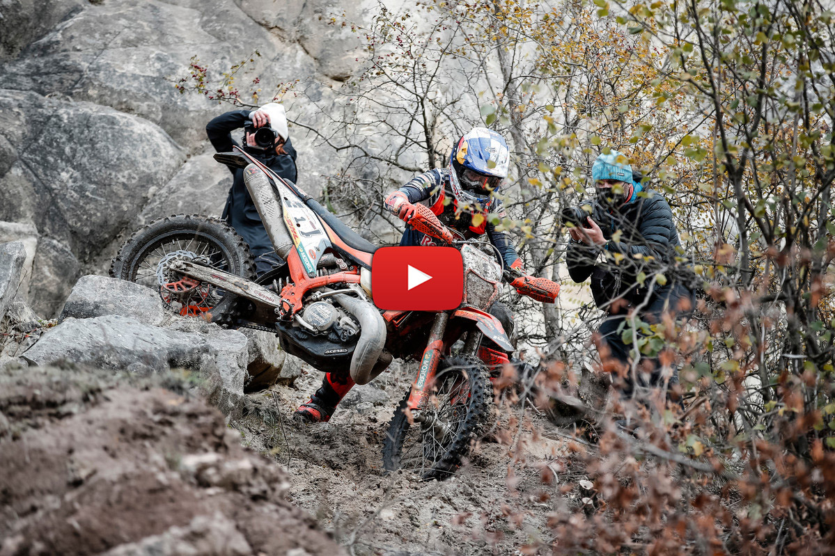 2020 Red Bull Romaniacs full race video recap