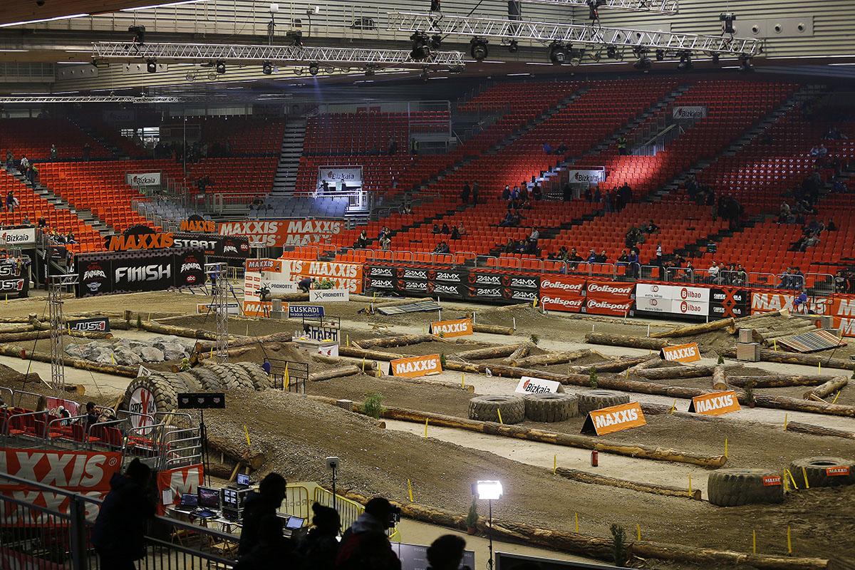 2021 SuperEnduro season to run four rounds in one stadium?