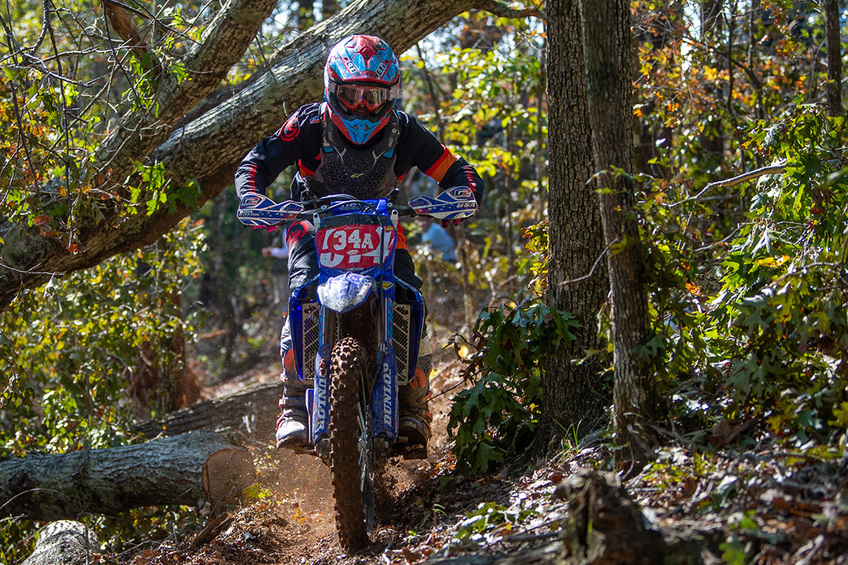 AMA National Enduro: Steward Baylor wins the Gobbler Getter