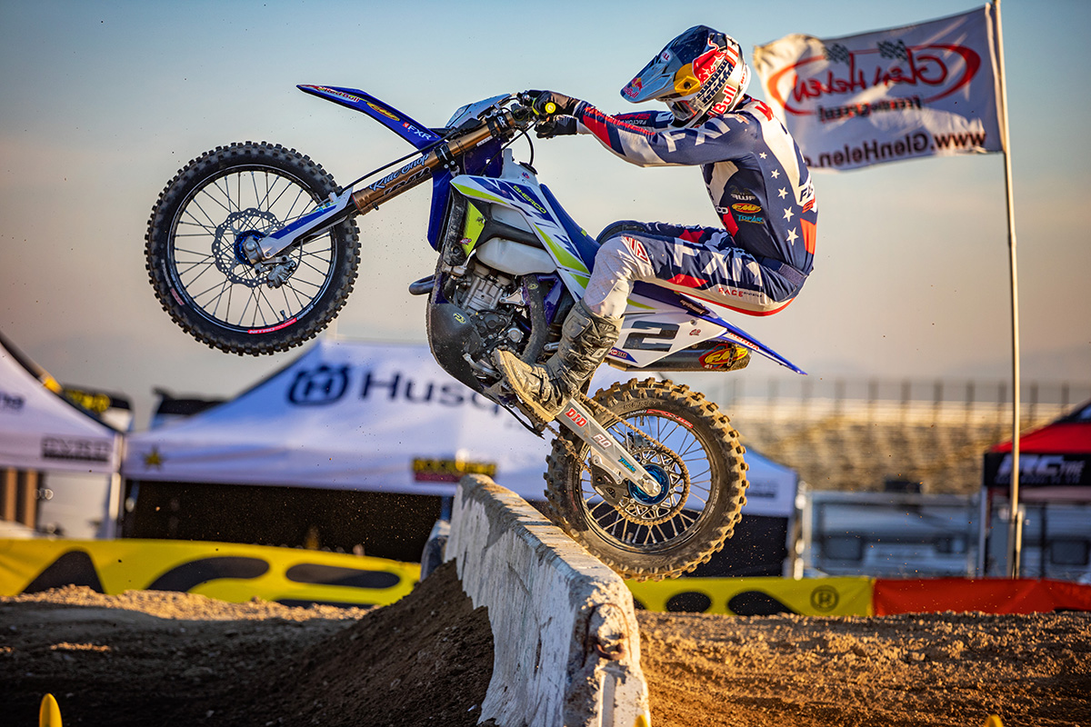 EnduroCross: First win since 2018 for Webb at Rnd5