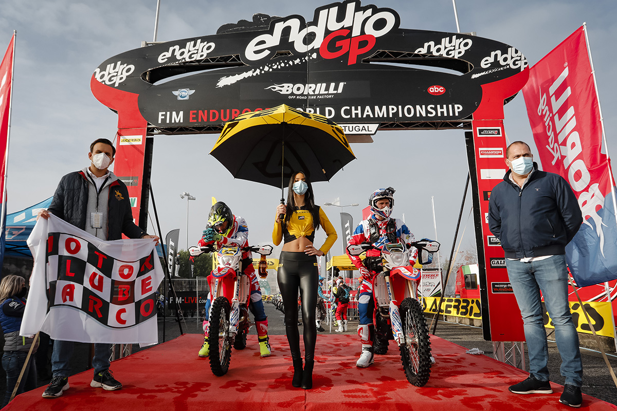 EnduroGP: 2020 World Championship showdown this weekend with added WESS spice