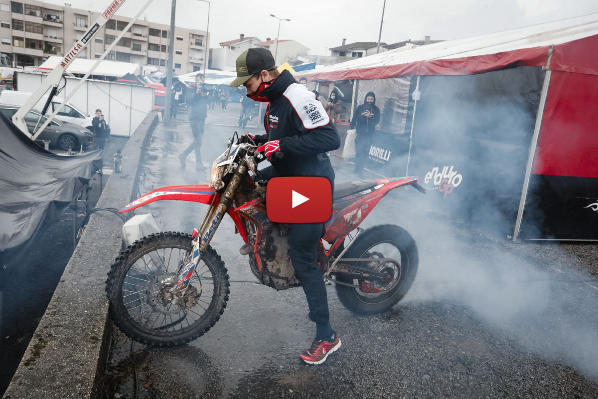 Extended action highlights from an epic final EnduroGP of 2020