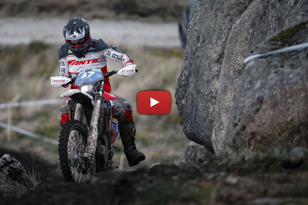 EnduroGP 2020: Portuguese GP day 1 video highlights