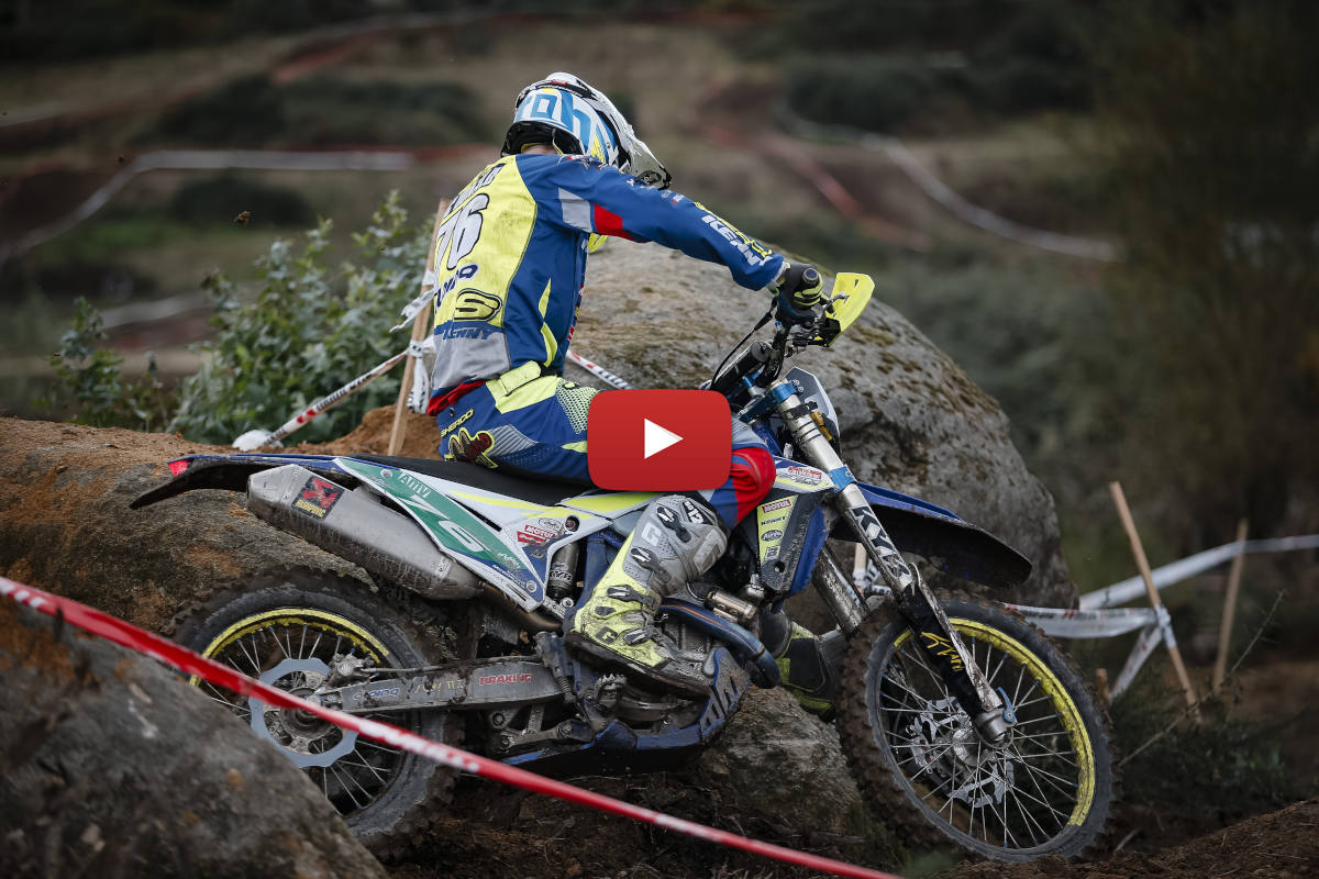 EnduroGP 2020: Portuguese GP day 2 video highlights
