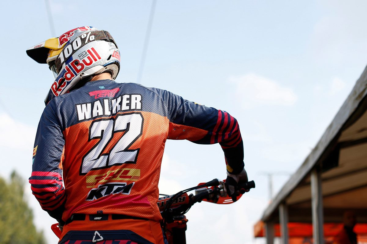 Jonny Walker and Red Bull KTM Factory Racing part ways