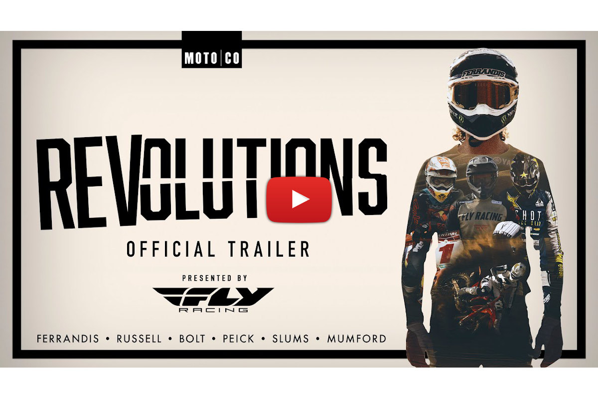 Moto | CO Revolutions: starring Billy Bolt and Kailub Russell