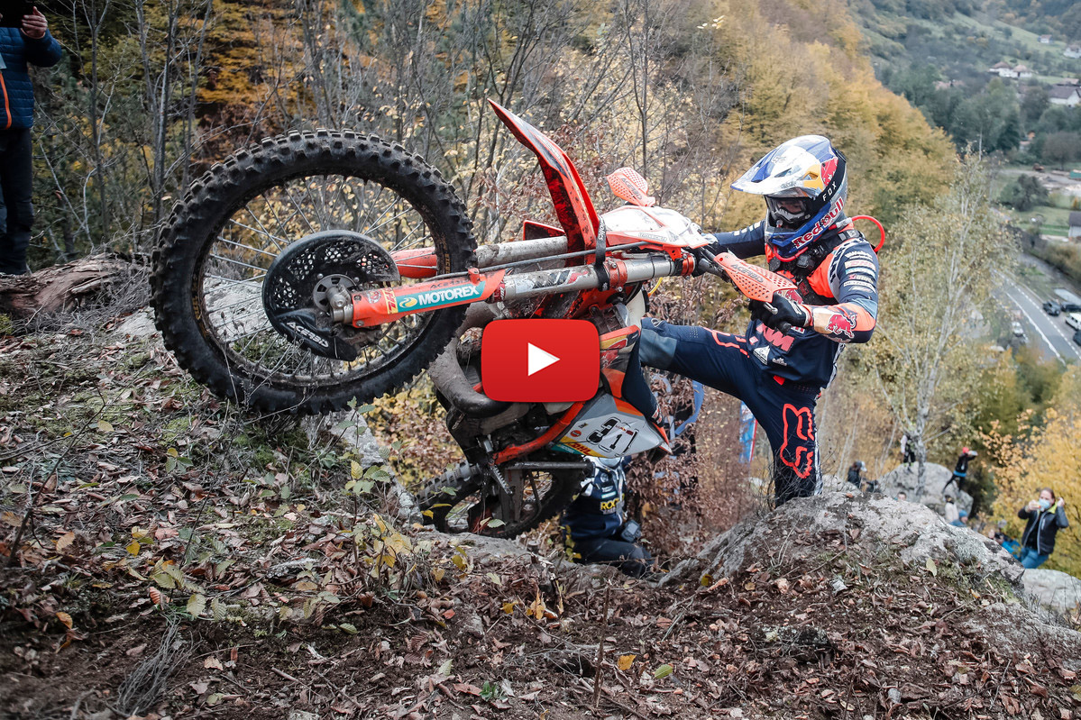 Red Bull Romaniacs 2020: 4 days of action, interviews and POV videos