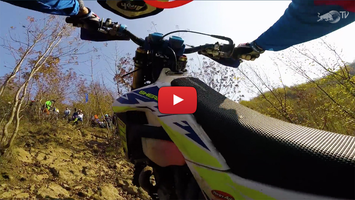 Red Bull Romaniacs: 3 minutes of POV Hard Enduro madness