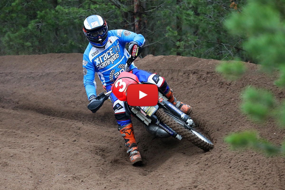 XRace of Champions video – Finland's finest GP and ISDE legends race