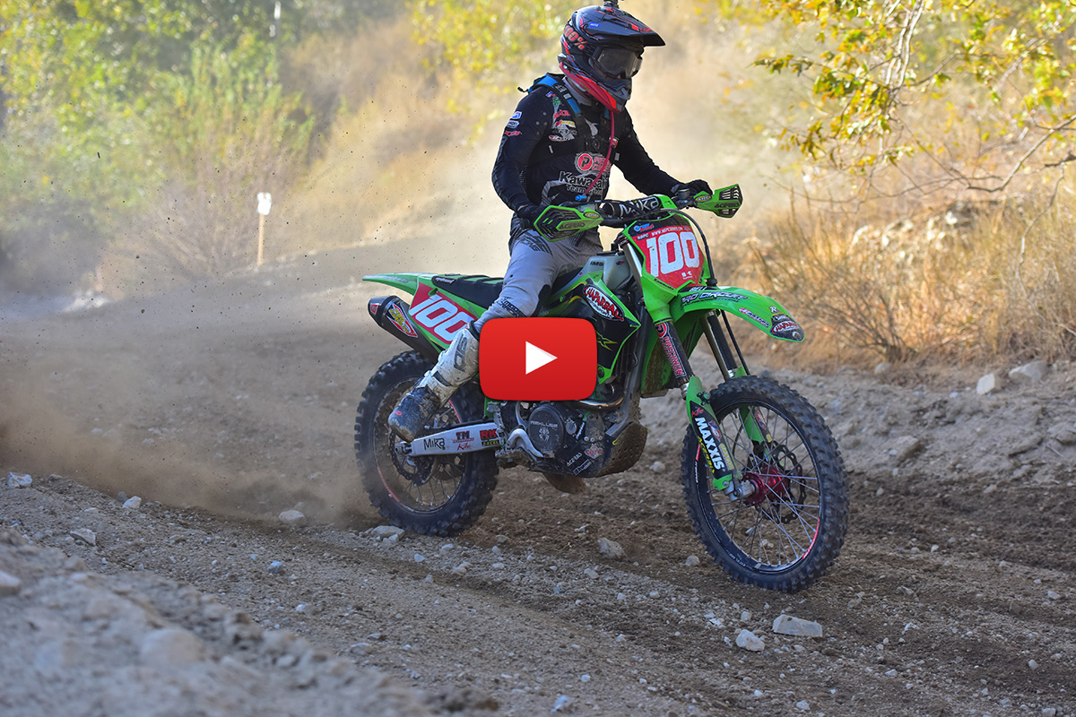 Zach Bell back on top at NGPC Glen Helen 2