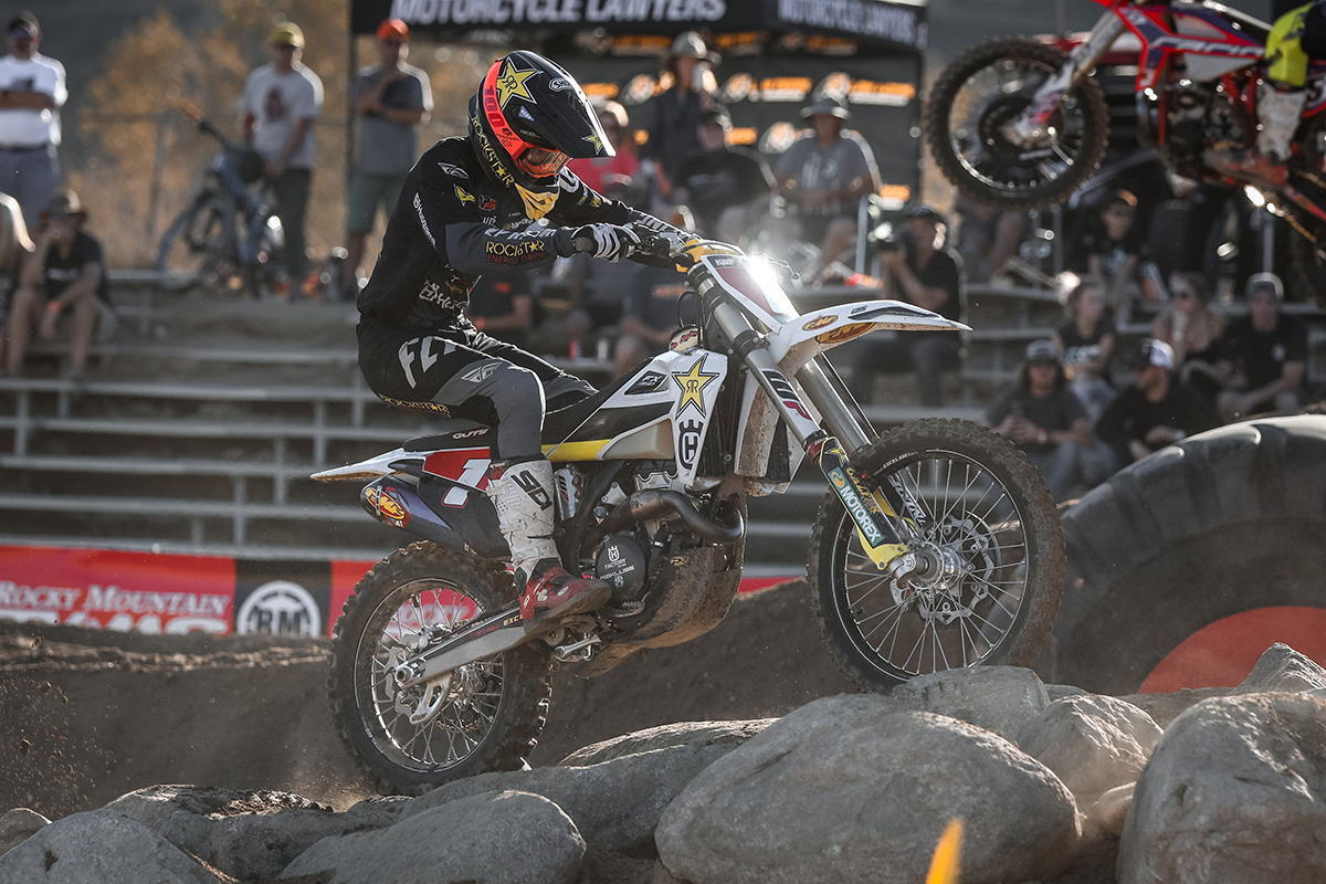 2020 EnduroCross: Colton Haaker wins Rnd4 to extend championship lead